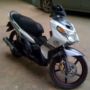 Scooter Yamaha Nouvo 3 Price 1 Millionn Vnd For A month