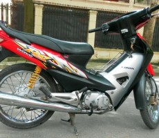 Honda Wave Alpha 100cc For Rent