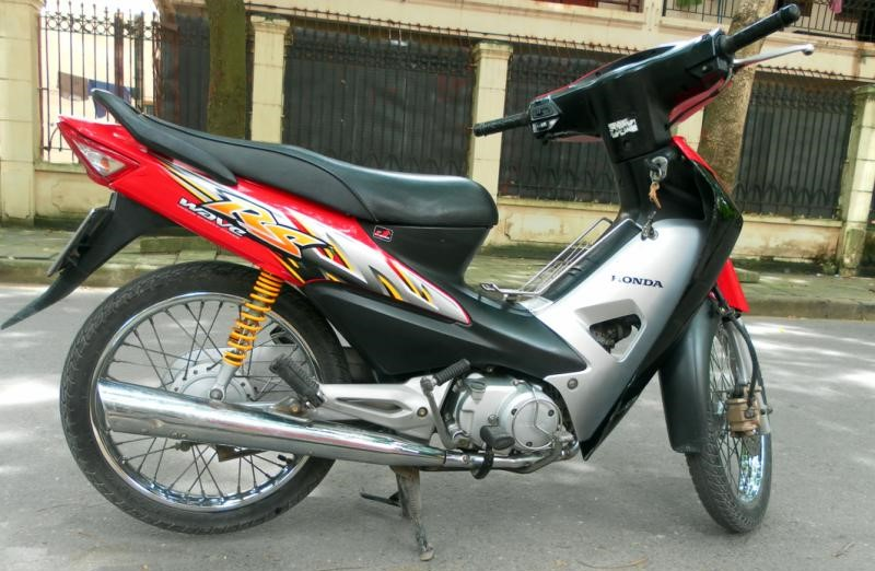 Honda Wave Alpha
