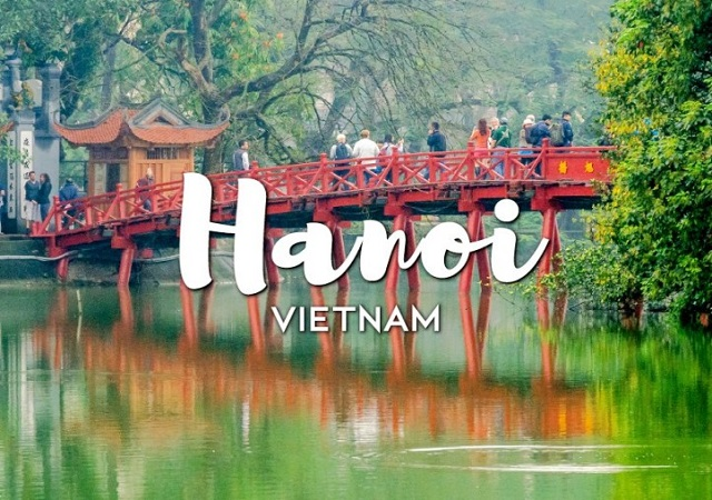 Some routes of Hanoi city and surrounding