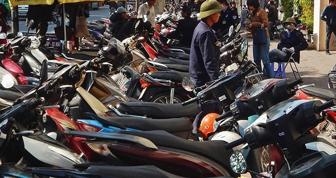 Top 5 shops motorbike for sale, buy in Hanoi