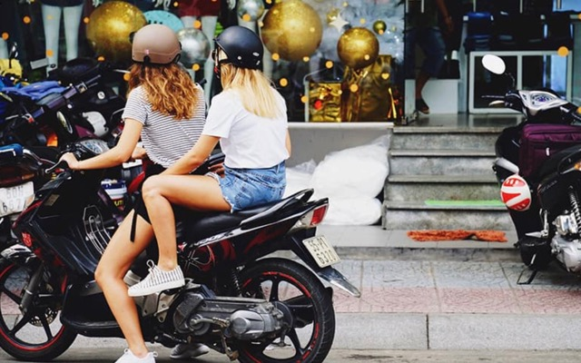 Buying and Renting Motorbikes in Hanoi