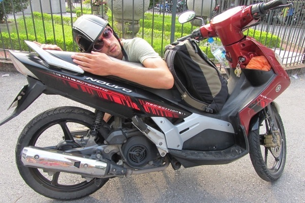 What to do in case of failure or malfunction of motorcycle