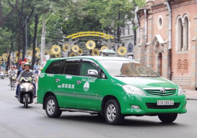 Get Da Nang By Grab/Taxi