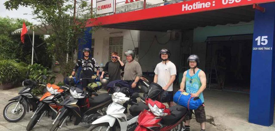 Tips for renting a motorbike in Lai Chau