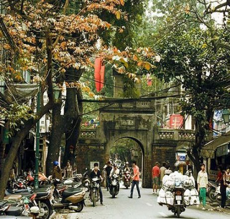 Travel Guide Hanoi Old Quarter