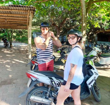 Your guide renting a Motorbike in Ha Nam