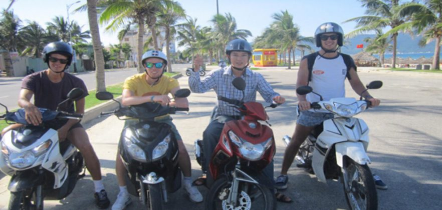 Experience To Rent Motorbike In Tuyen Quang