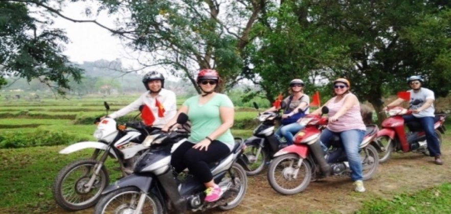 The Ultimate motorbike rental in Tra Vinh