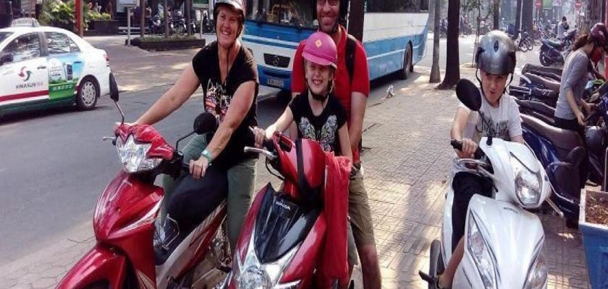 Where to Rent A Motorbike in An Giang City