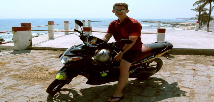 The best motorbike rental in Vinh Long